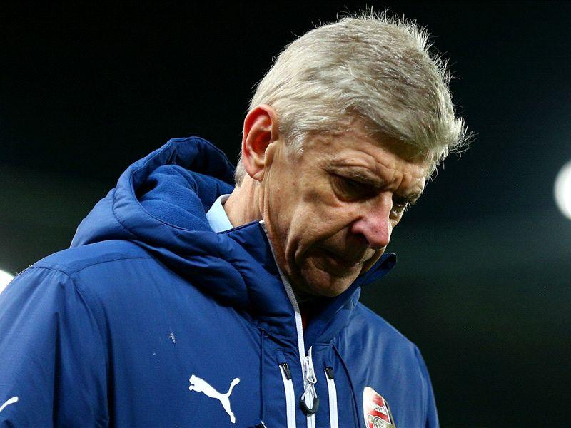 HD Arsene Wenger Stoke Arsenal