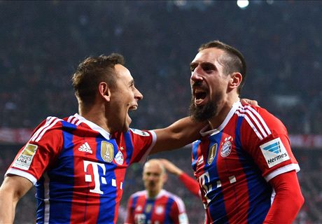 Bayern have brutal quality - Feulner