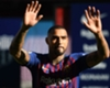 Kevin-Prince Boateng is presented as a Barcelona player