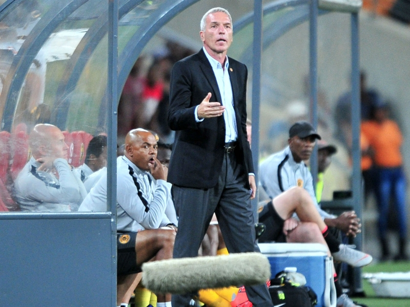 Ernst Middendorp: Kaizer Chiefs have to dominate and beat Tornado in Nedbank Cup