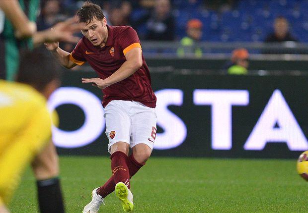 Roma 2-2 Sassuolo: Late Ljajic double earns 10-man Giallorossi precious point