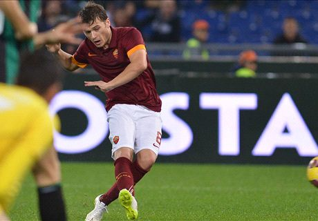 Match Report: Roma 2-2 Sassuolo