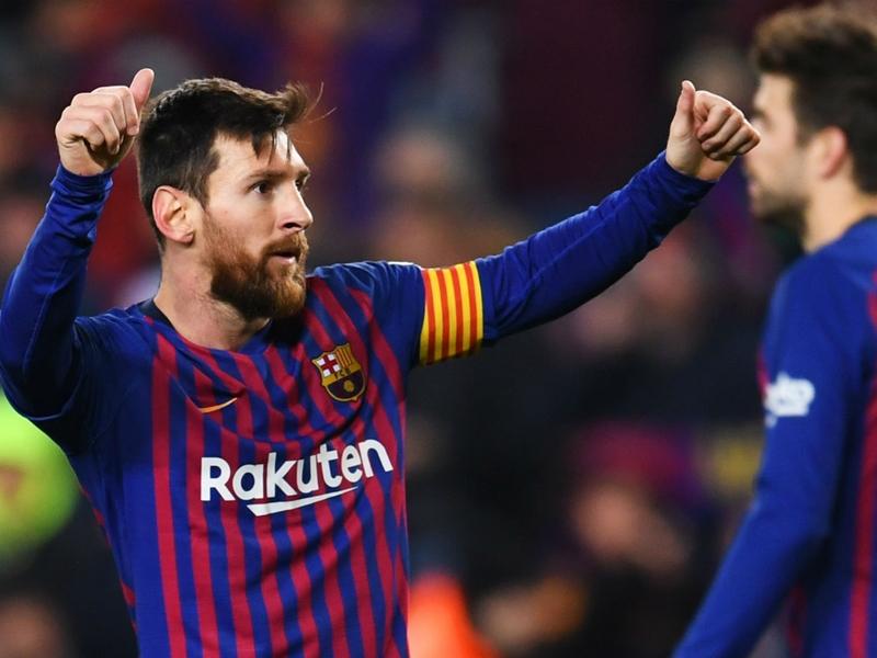 Messi rested for Sevilla trip, Boateng set for debut