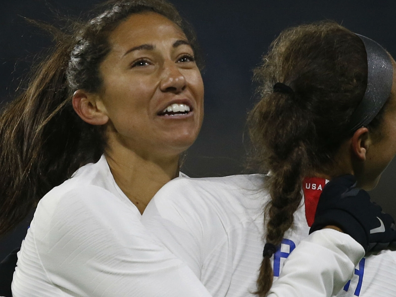 USWNT bounces back with 1-0 win at Spain
