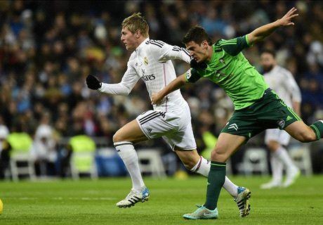 LIVE! Celta Vigo - Real Madrid: 2-3