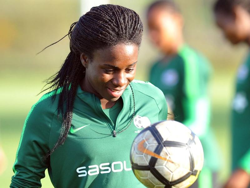Banyana Banyana striker Ode Fulutudilu joins Malaga in Spain