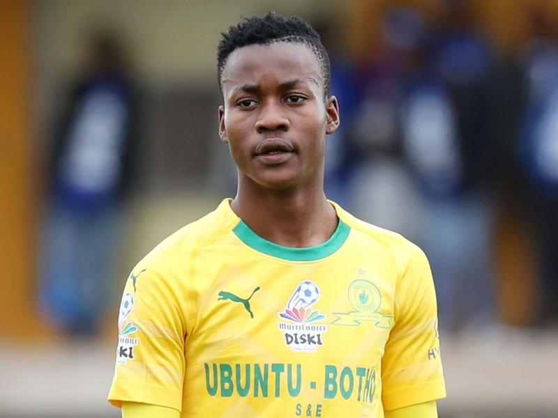 REPORTS: Mamelodi Sundowns loan Katlego Otladisa to Cape Umoya United