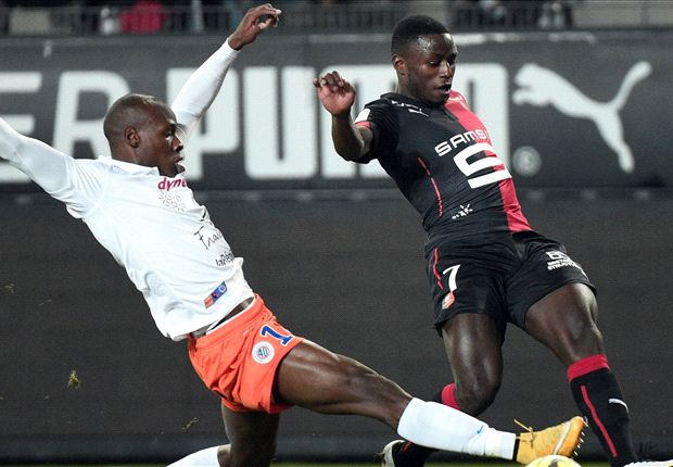 Rennes 0-4 Montpellier : Montpellier douche Rennes