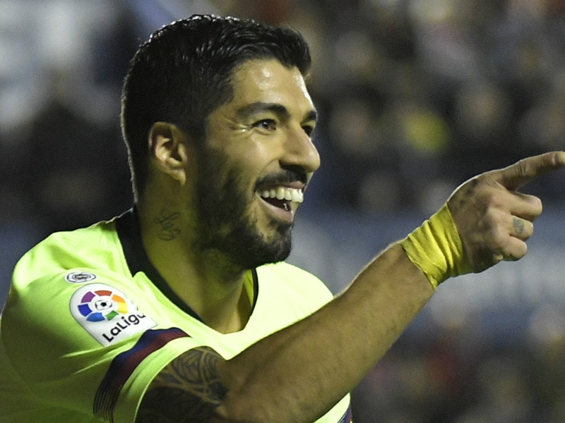 Luis Suarez: Everyone would like to play for Klopp!