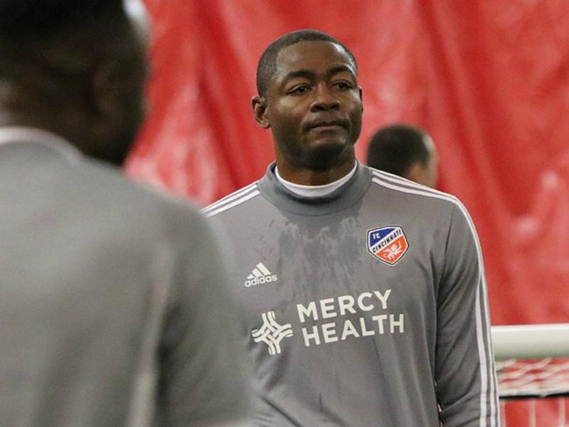 FC Cincinnati's Fanendo Adi delighted with Major League Soccer return