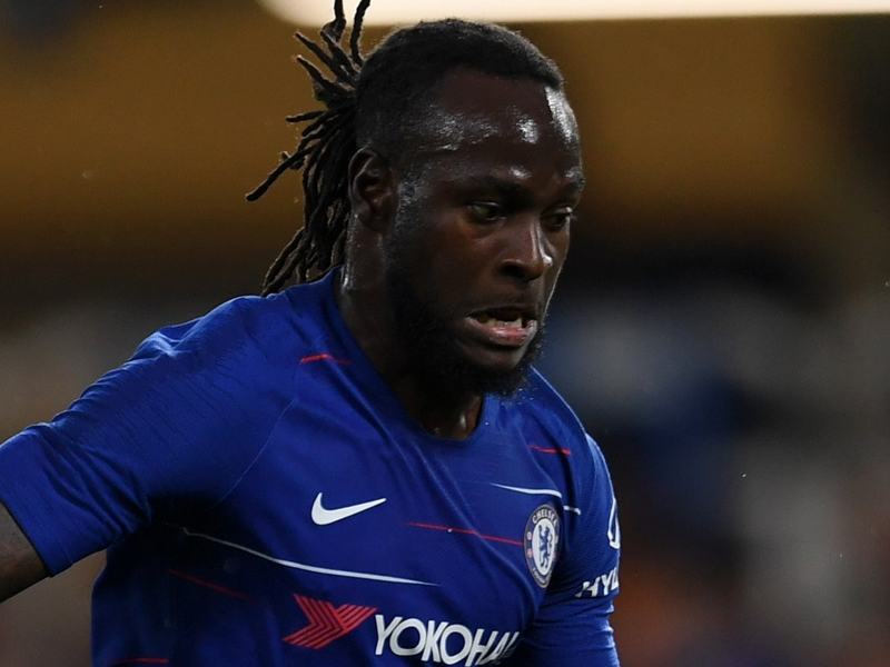 Moses completes Fenerbahce loan move
