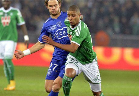 Résumé de match, Saint-Etienne-Bastia (1-0)