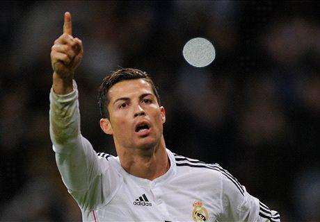 Tres goles más que Messi en 2014