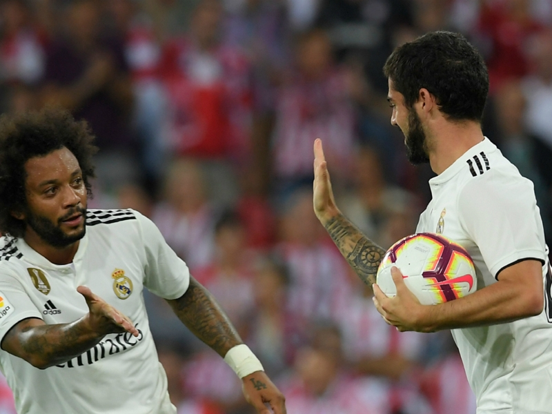 'It is surprising' – Achraf Hakimi weighs in on Isco, Marcelo situations at Real Madrid