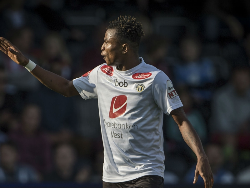 Former Manchester City loanee Chidiebere Nwakali joins Swedish outfit Kalmar
