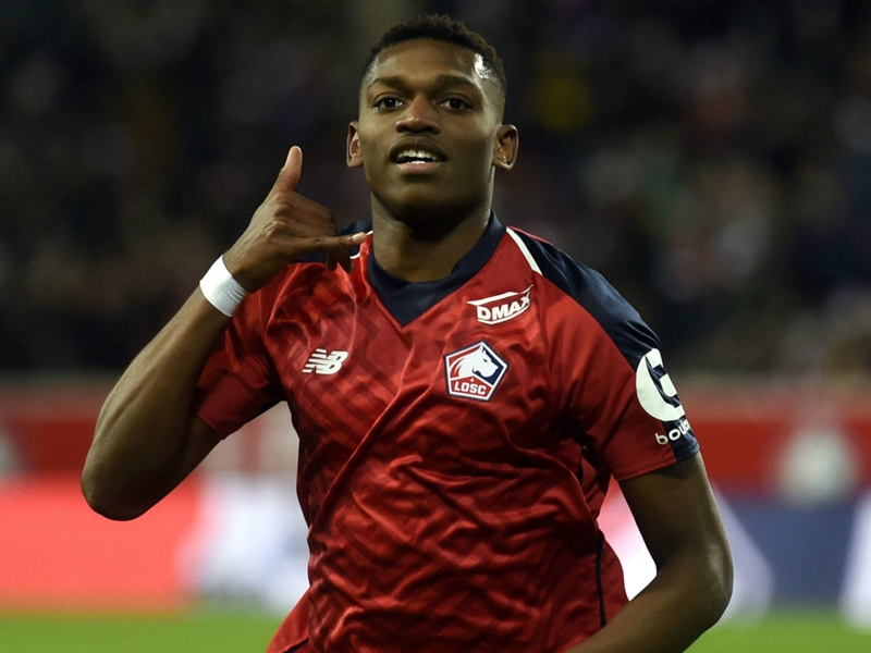 French Connection: Rafael Leao, the 'Portuguese Mbappe' set to star at Lille