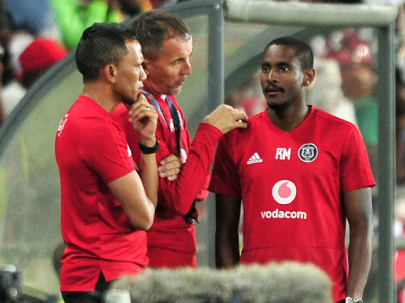 Orlando Pirates coach Milutin Sredojevic: Cape Town City and Kaizer Chiefs cannot be ruled out of PSL title race