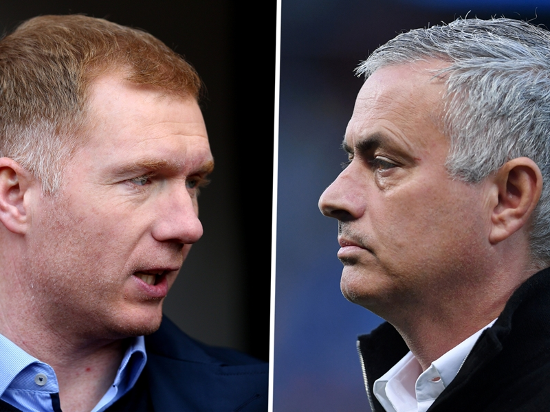 Paul Scholes the manager – what we can expect from Mourinho's biggest critic
