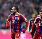 Ribery hoopt op 'treble' met Bayern