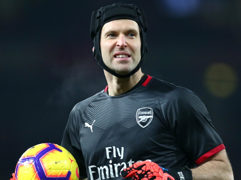 Cech would excel as a coach - Ballack hails former Chelsea team-mate