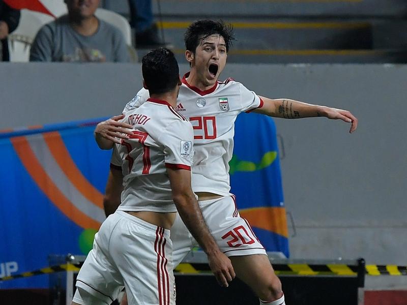 China 0 Iran 3: Azmoun punishes Lippi's lacklustre side