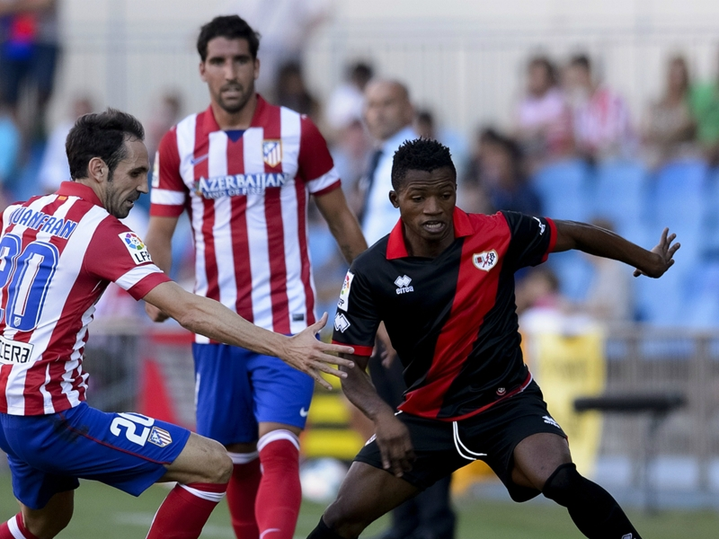 Rayo Vallecano loan Guinea's Lass Bangoura to Vancouver Whitecaps