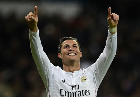 'Ronaldo is more decisive than Messi'