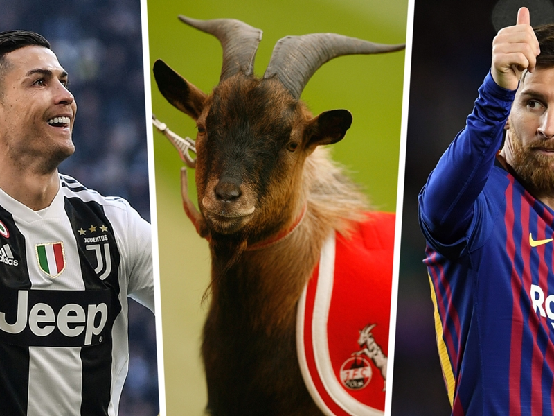 What is a GOAT in football? Messi vs Ronaldo & the greatest players of all-time