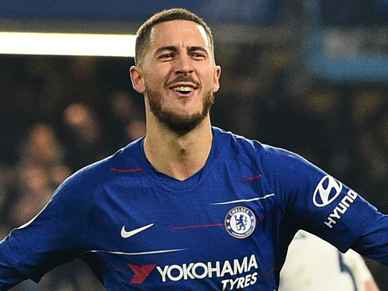 'I am a leader' - Hazard rejects Sarri comments after inspiring Chelsea to Carabao Cup final