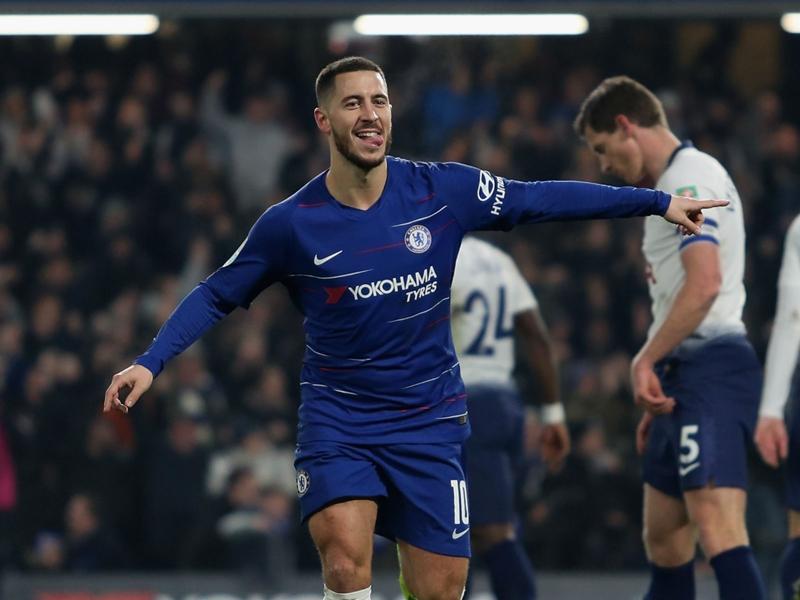 'I don't care' - Hazard laughs off Sarri criticism