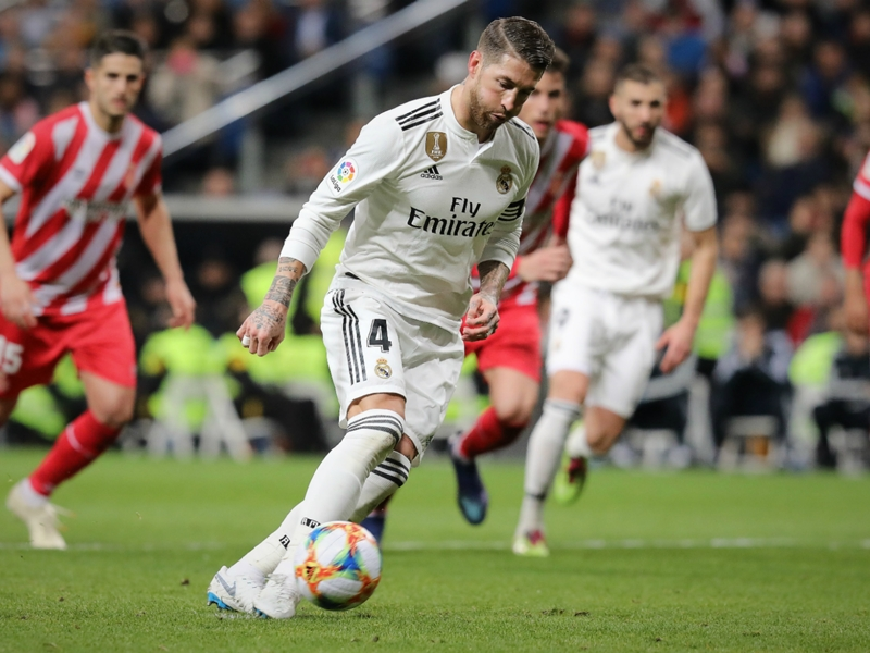 A way of expressing my individuality – Ramos revels in Panenka penalty