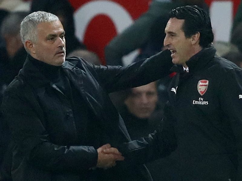 'I was not surprised' - Emery understands Mourinho sacking