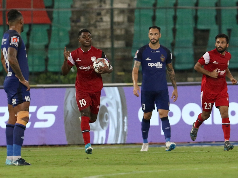 ISL 2018-19: NorthEast United vs Chennaiyin FC - TV channel, stream, kick-off time & match preview