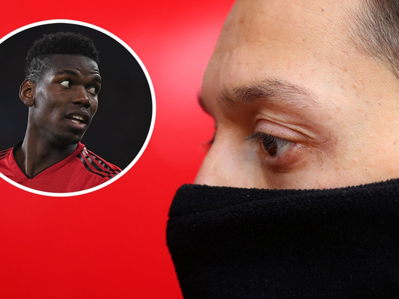 Ozil can still be the main man for Arsenal & Pogba's proof Emery must start playing him
