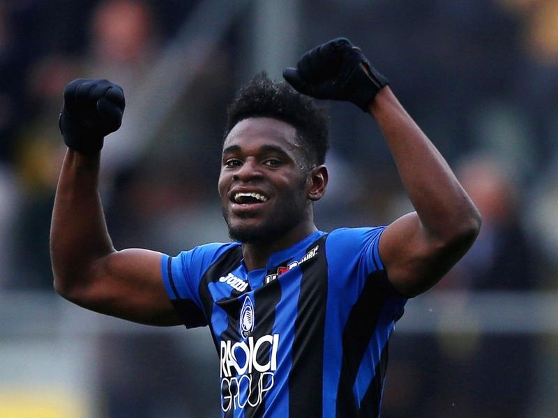Fourteen goals in eight games! Atalanta ace Zapata fighting Ronaldo for Serie A Capocannoniere