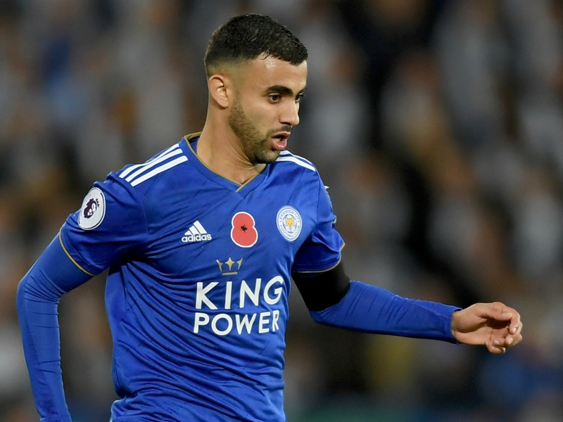 Rachid Ghezzal reveals how Riyad Mahrez encouraged him to join Leicester City