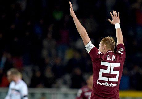 Résumé de match, Torino-Palerme (2-2)