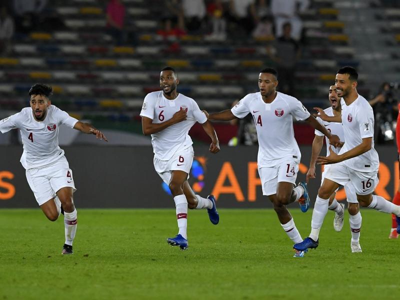 South Korea 0 Qatar 1: Hatim strike seals shock semi-final spot