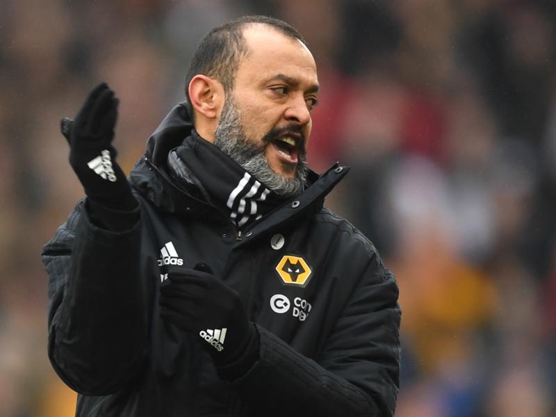 Wolves boss Nuno could repeat pitch celebration despite fine