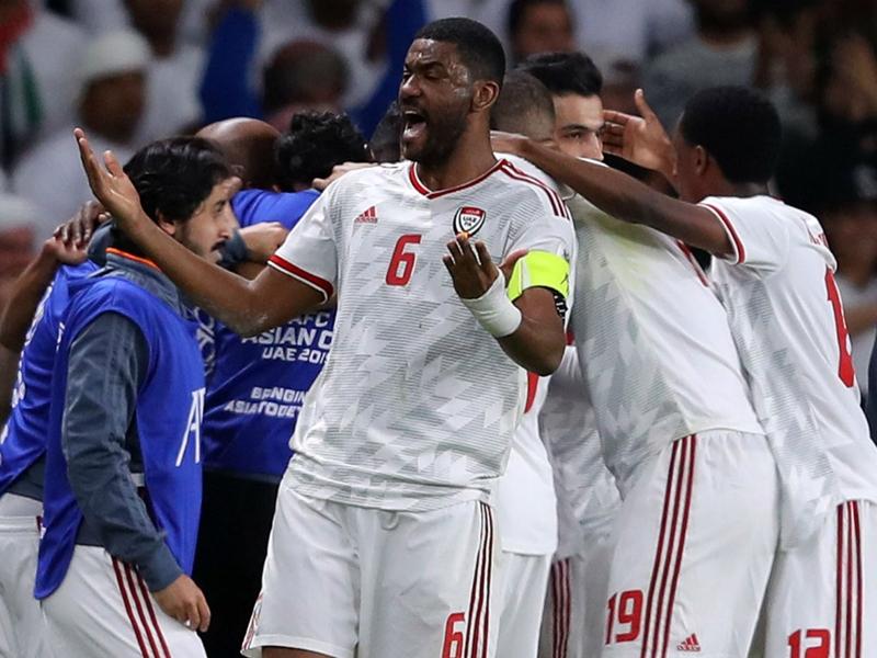 United Arab Emirates 1 Australia 0: Degenek error sees hosts eliminate defending champions