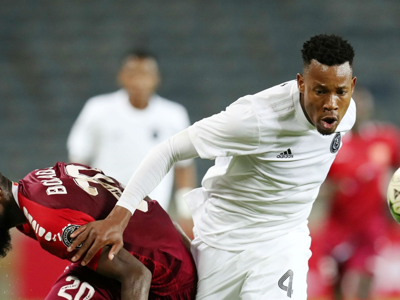 Happy Jele lauds his partnership with Alfred Ndengane at Orlando Pirates