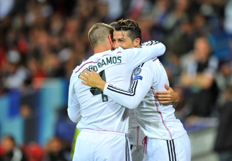 'Ludogorets facing a different Madrid'
