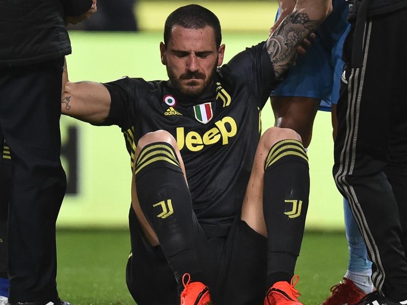 Juventus Turin - Leonardo Bonucci apte contre l'Atlético ?