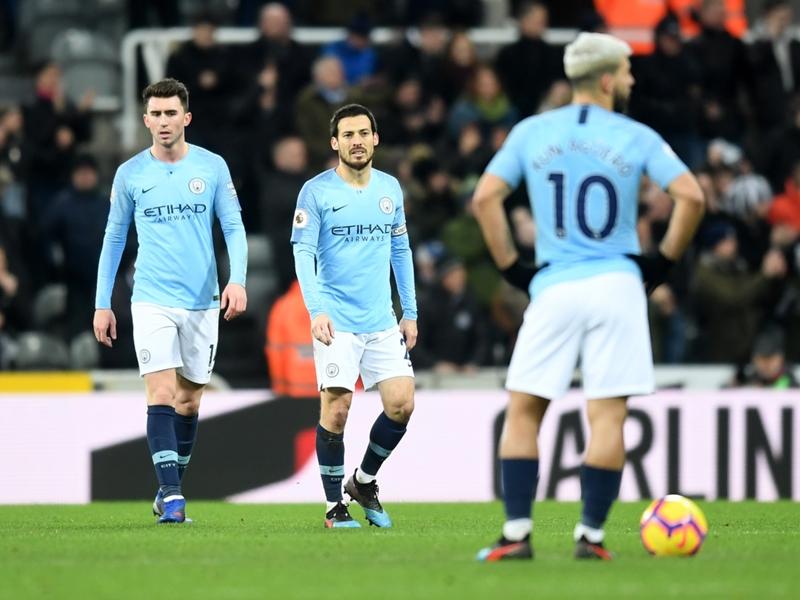 Premier League : Man United limite la casse, City chute !