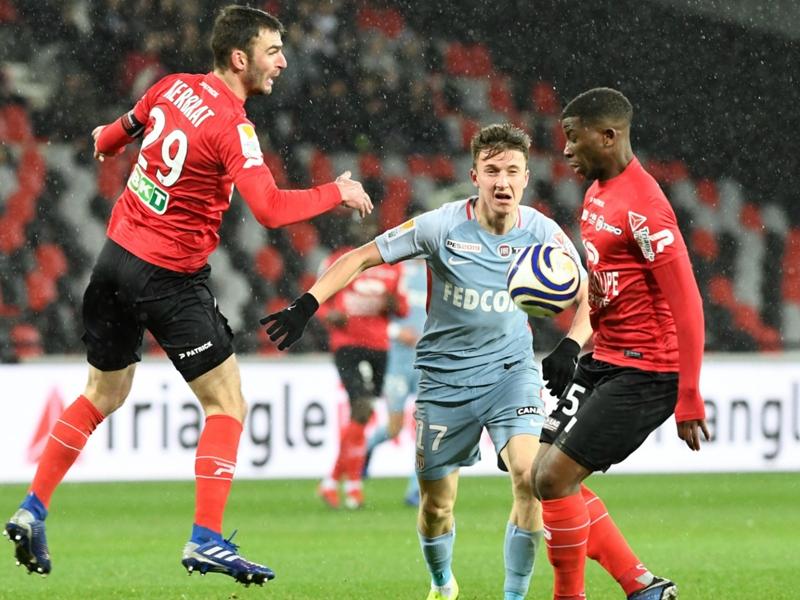 Guingamp - AS Monaco (2-2, 5-4 tab) : Retour raté pour Leonardo Jardim, Guingamp en finale