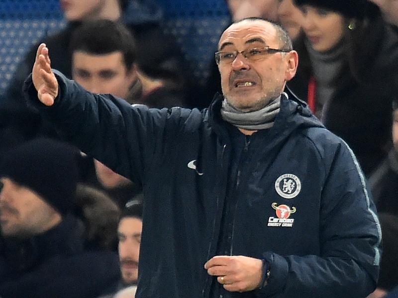 """Chelsea - Maurizio Sarri : """"Je parle tous les jours avec Eden [Hazard]"""""""