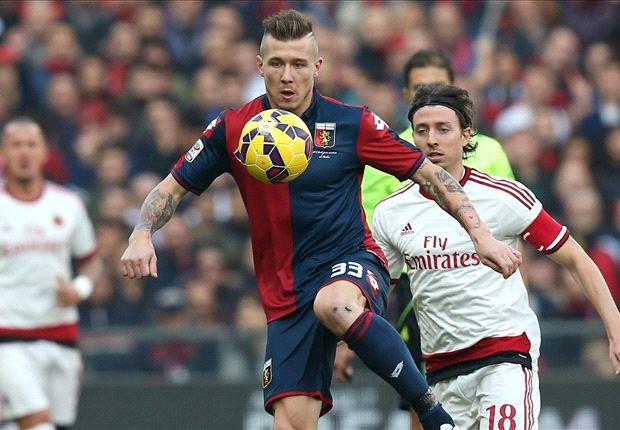 Genoa 1-0 AC Milan: Antonelli heads hosts into third place