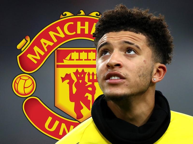 Borussia Dortmund warn Man Utd that Sancho will not be sold