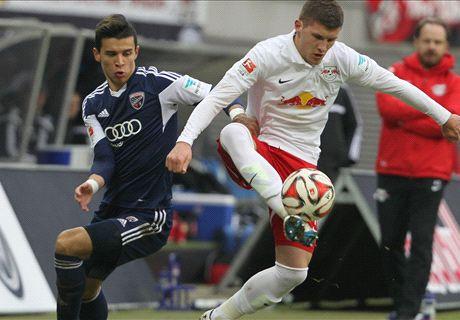 2. Liga: VfL torlos, RB hält Anschluss