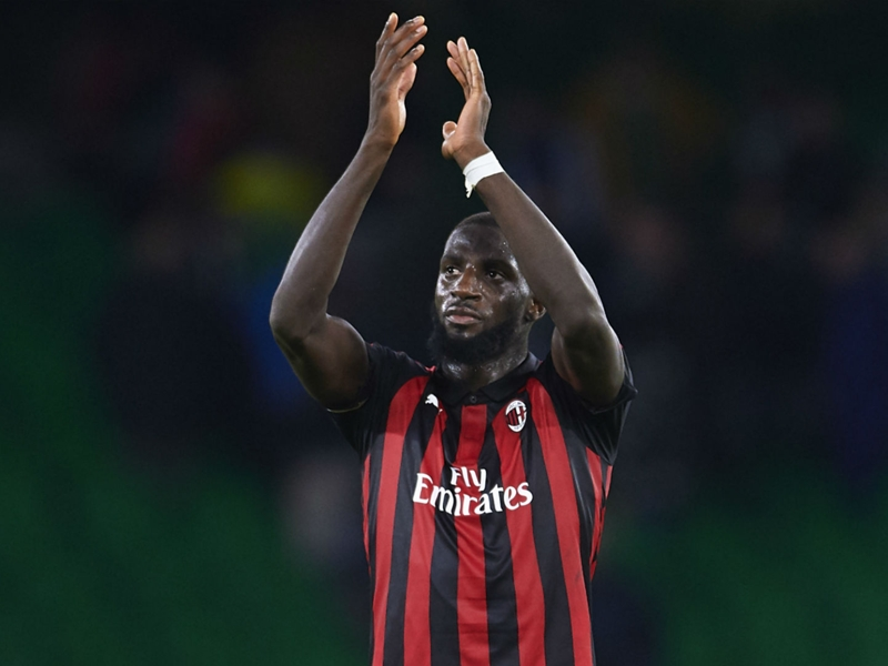 Chelsea flop Bakayoko keen for 'dream' permanent AC Milan switch